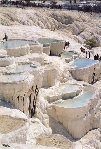 Excursion to Hierapolis and Pamukkale